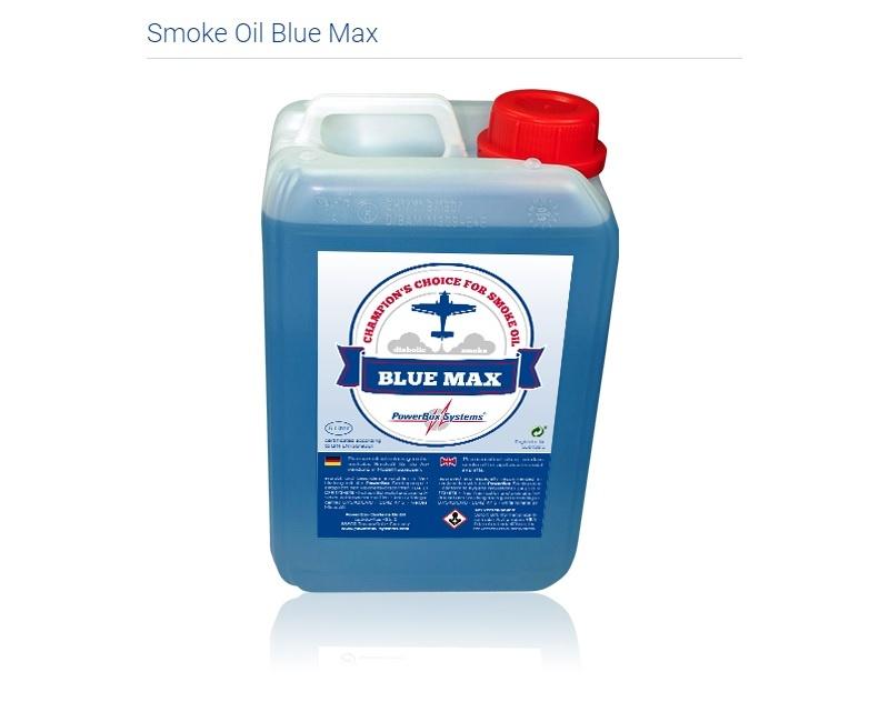 Smoke Öl Blue Max 3 Liter