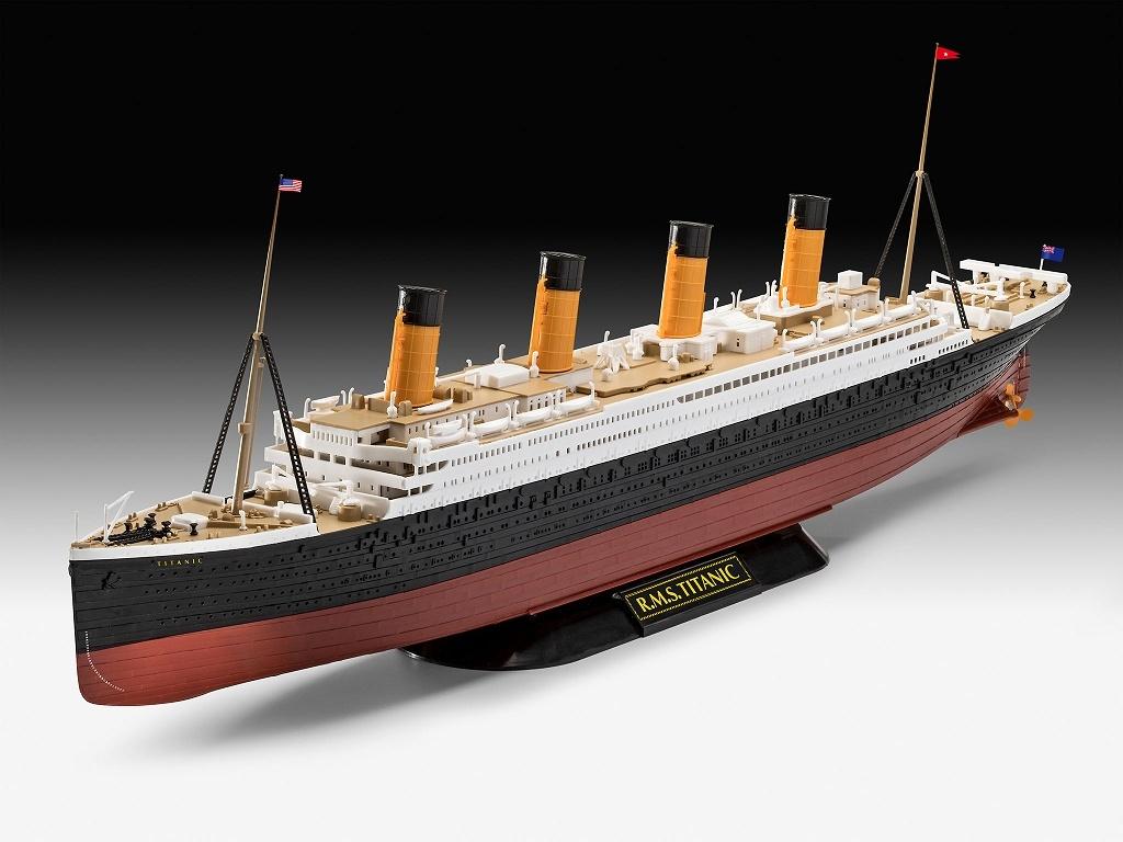 RMS Titanic 1:600 Easy Click