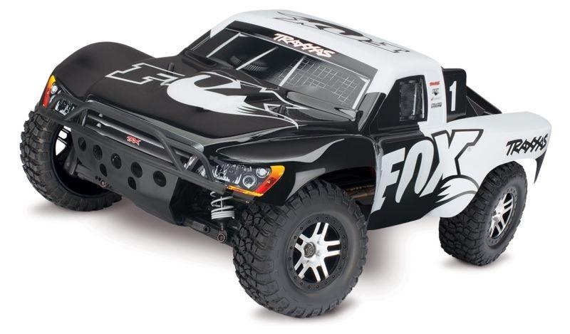 TRAXXAS Slash 4x4 BRUSHLESS +TSM (Link-fähig) FOX