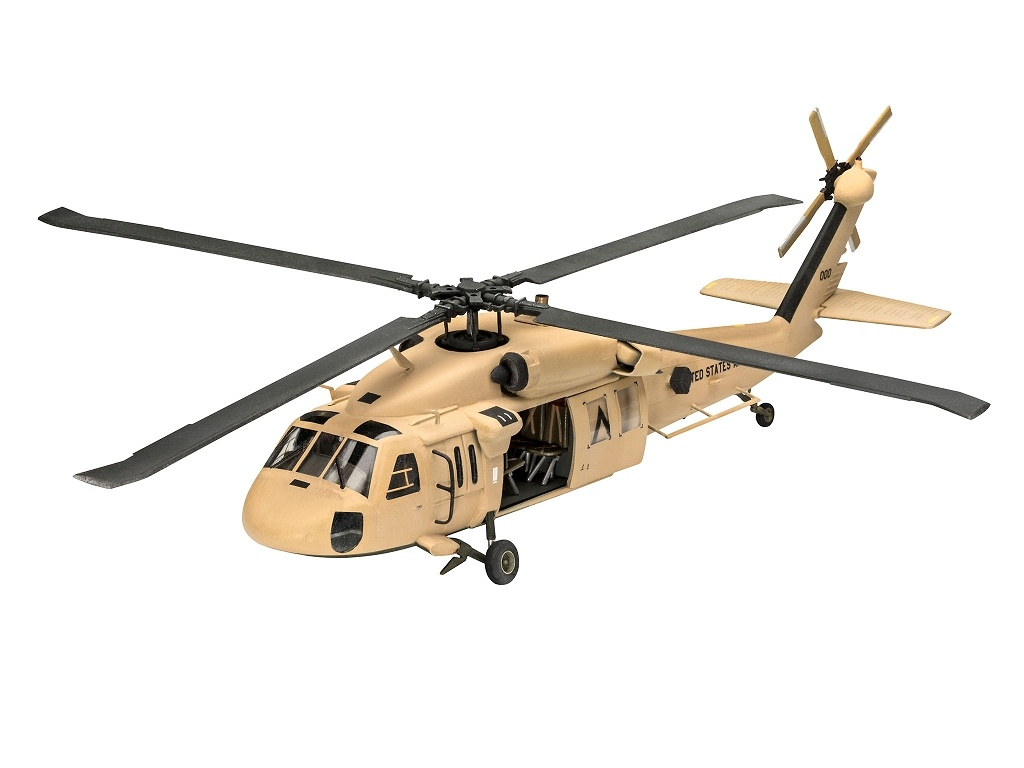 UH-60 Transport Helicopter