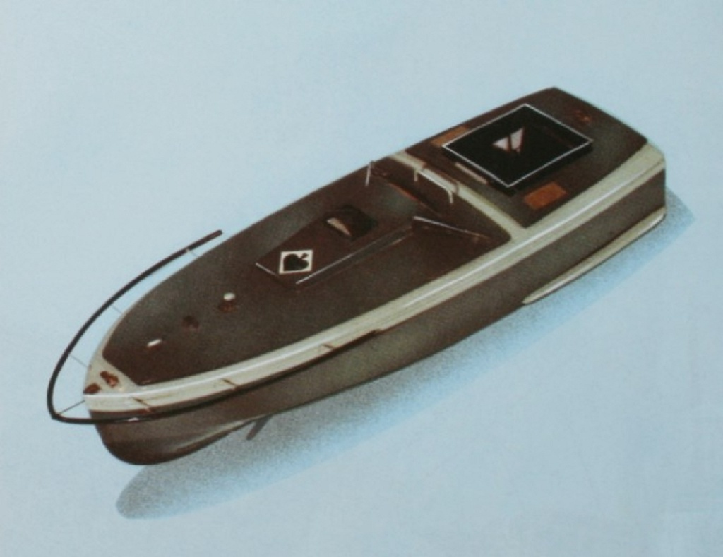 Deutsches Sprengboot