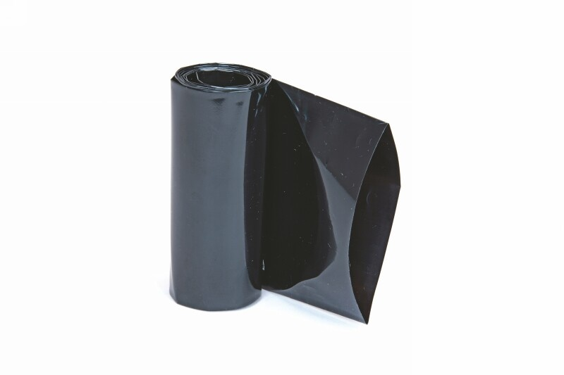 Schrumpfschlauch 100 mm, schwarz, 1 m