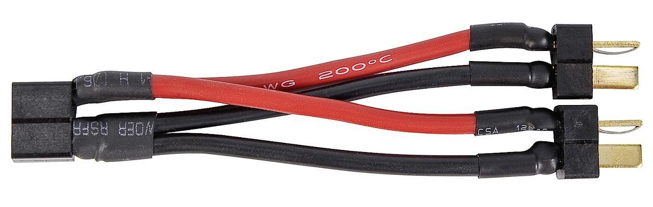 Racing Pack-Y-Kabel paralell T-Stecker