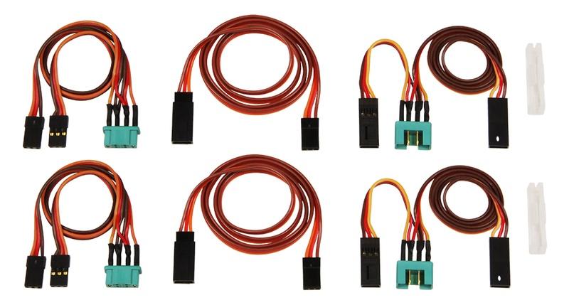 Multiplex Kabelsatz FUNRAY (komplett)