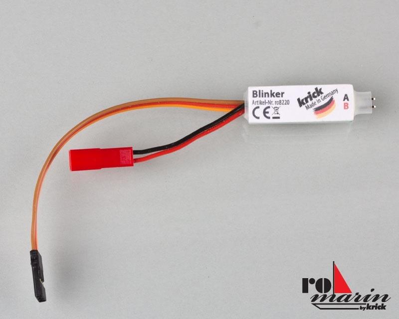 Blinker RC-Modul