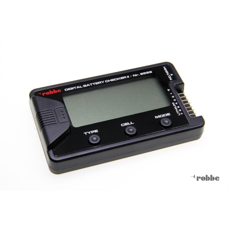 Digital Battery Checker II