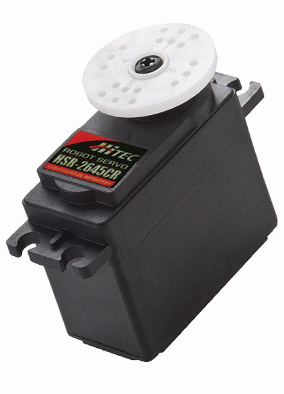 Servo HSR-2645CR Continuous 360°