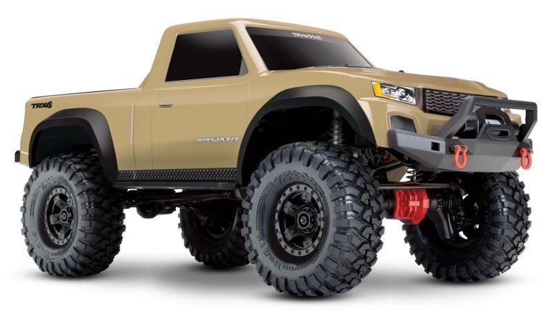 TRAXXAS TRX-4 Sport 4x4 tan RTR 1:10 4WD