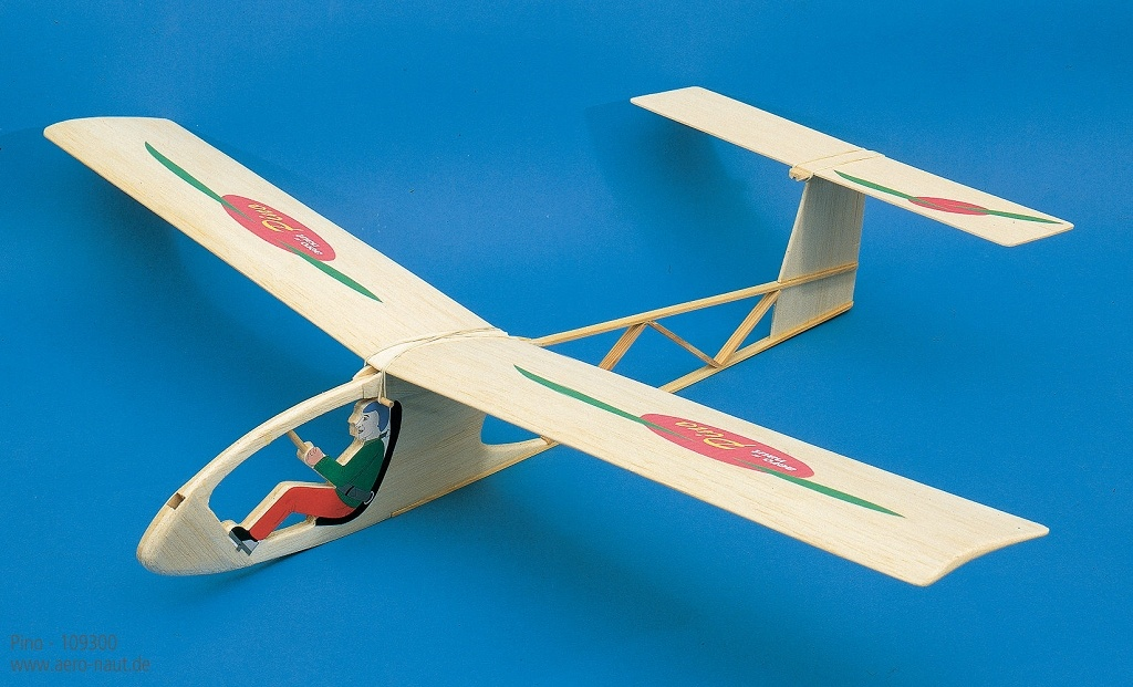PINO Segelflugmodell