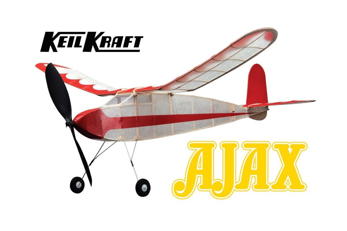 Keil Kraft Ajax Kit