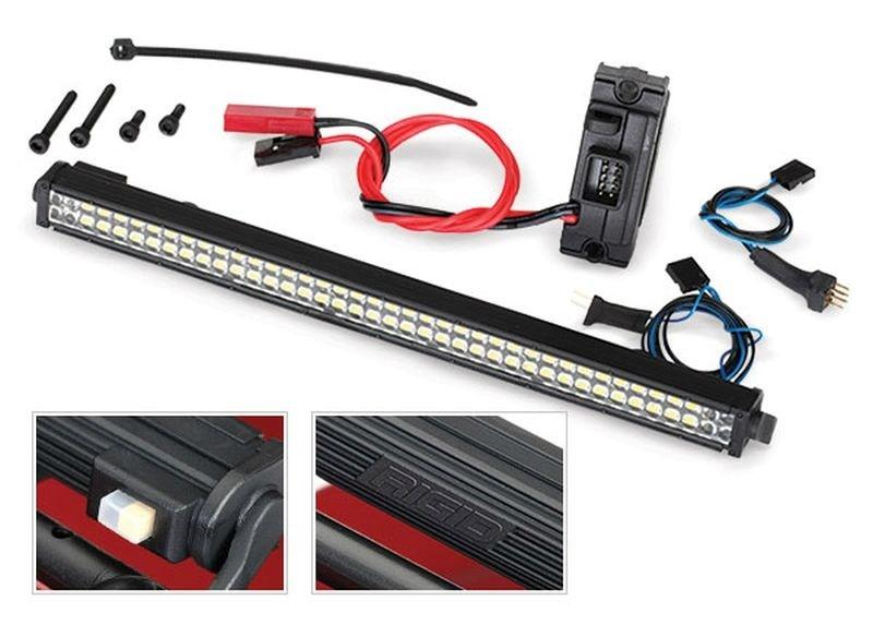 LED LIGHTBAR KIT (RIGID) POWER SUPPLY, TRX-4