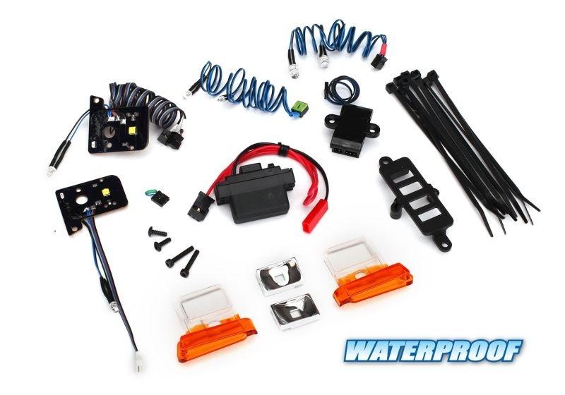 Lichter-Set Ford Bronco TRX-4 mit Power-Supply  TRAXXAS