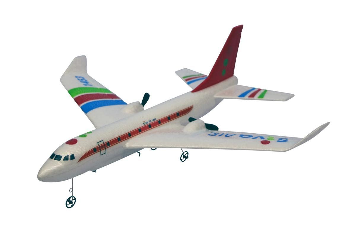 Siva Air 2,4GHz RTF rot