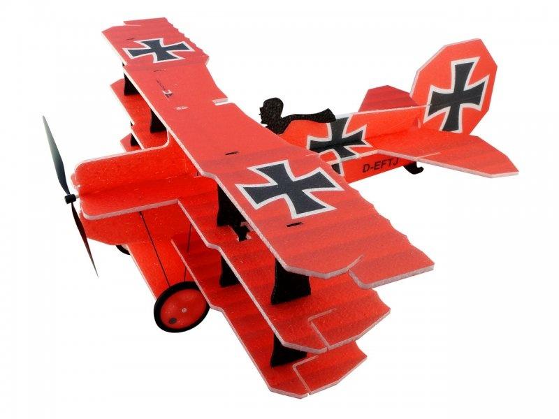LiL Fokker rot / 680mm