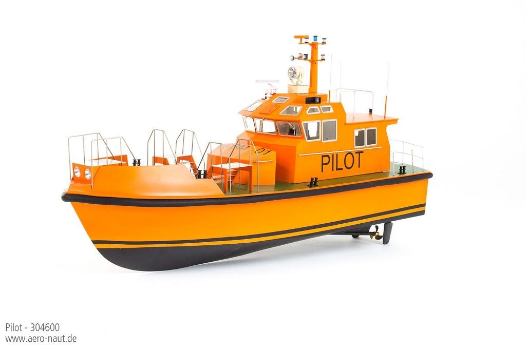 Pilot Lotsenboot