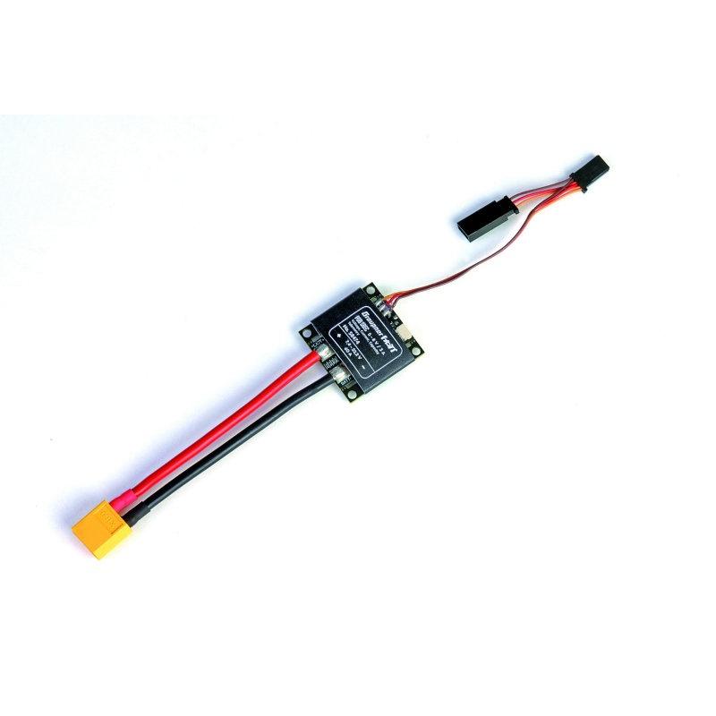 PDB mit SBEC, Spannungs- und Stromsensor und Telemetrie